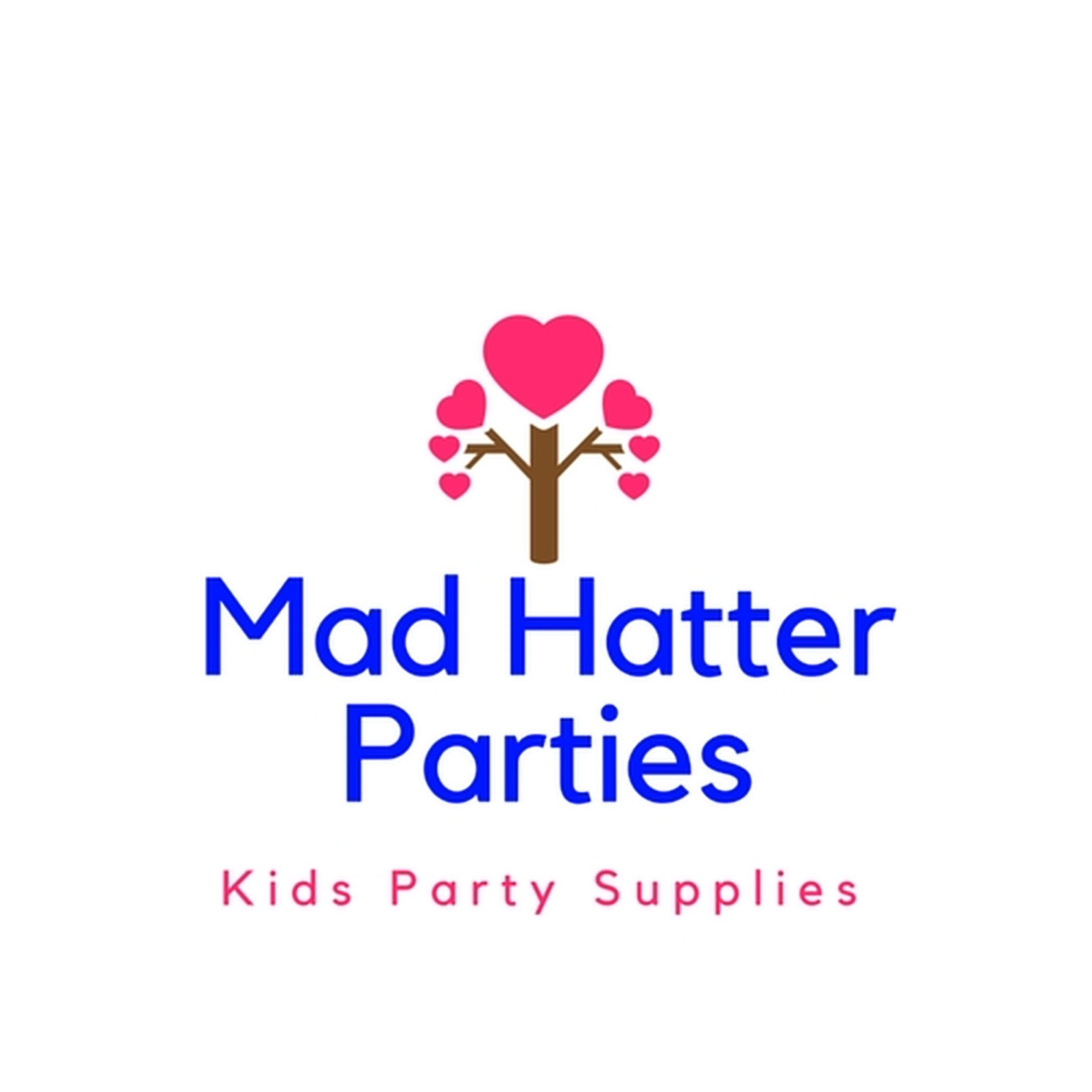 Mad Hatter Parties