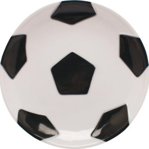 soccer football paper plates