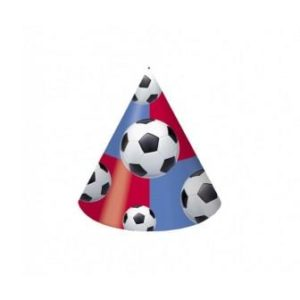 Football All Star Soccer Party Hats