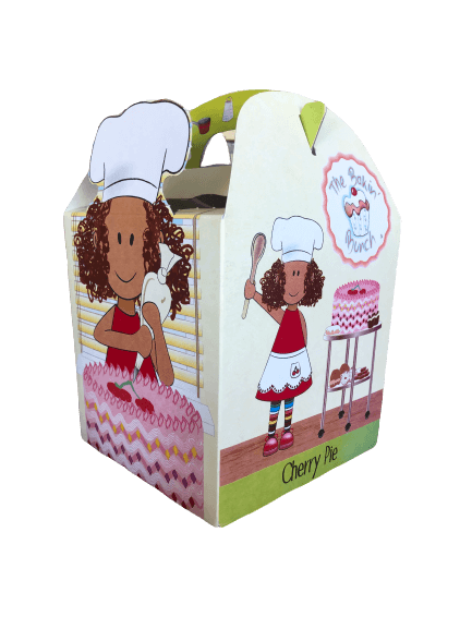 Cupcake party meal boxes