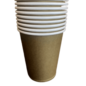 bronze paper cups