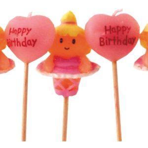 Ballerina Candles