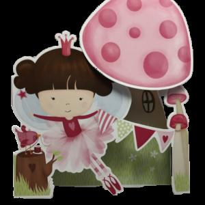 Fairy Princess Party Invitations