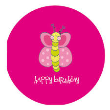 Butterfly Candy Wings Greeting Card