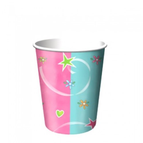 Dance party Paper cups