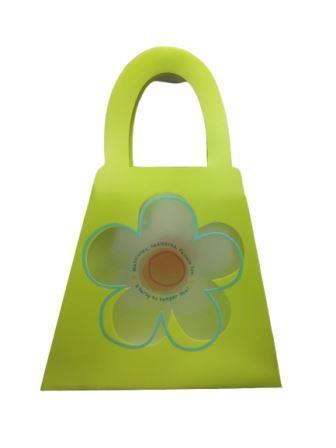 Shopping Party Flower Loot Gift Bags