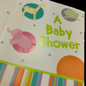 Baby Shower animal invitations