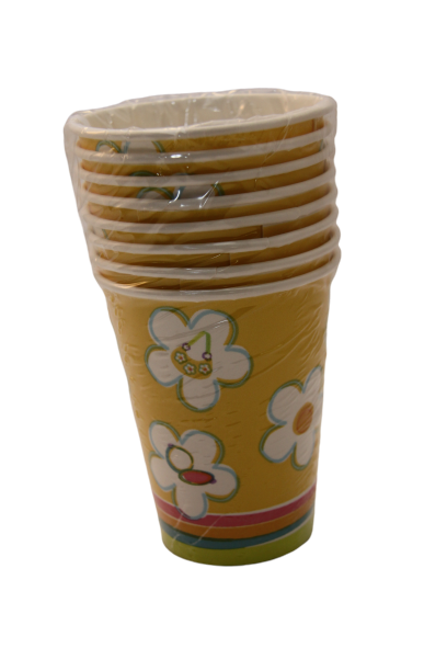 Make Up pamper party paper cups
