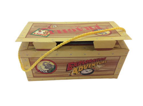 Jungle Wild One Meal Boxes
