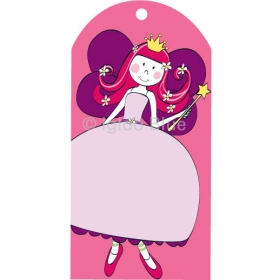 Fairy Star Party Bag Tags
