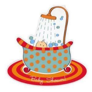 Baby Shower Bubbles of joy invitations
