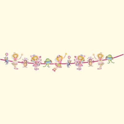Princess Lillifee Pink Party Garland