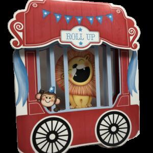 Circus Carnival Invitations