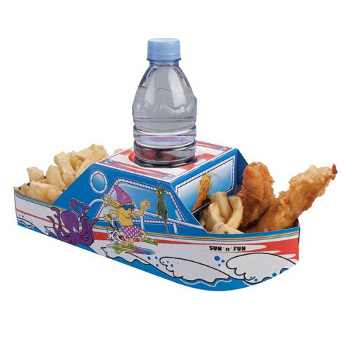 Sea Jet Boat Meal tray
