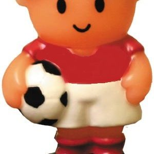 Soccer Boy Candle