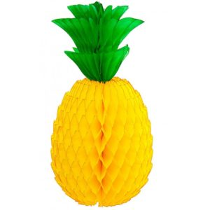 pineapple tissue honeycomb Tropical decoration