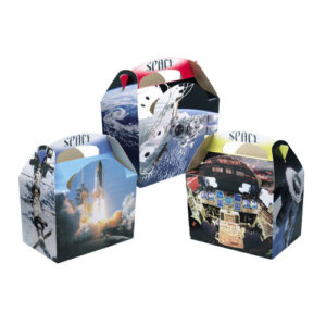 Space Astronaut Meal Boxes