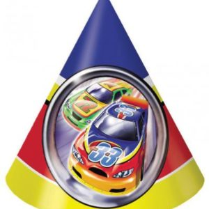 Start Your Engines Car Racing Party Hats